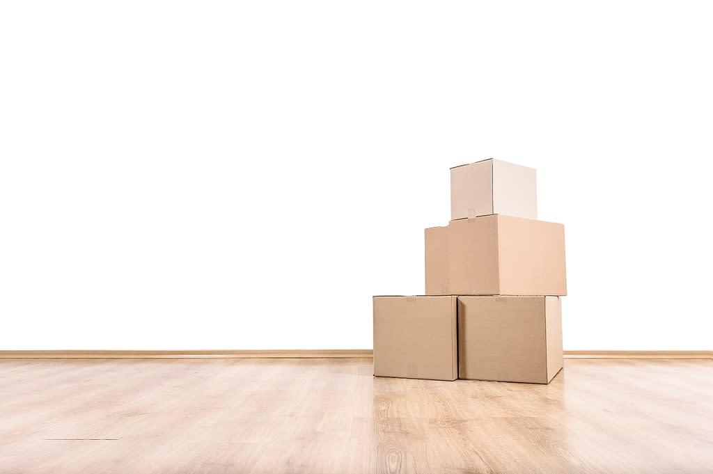 Particulier verhuizen
